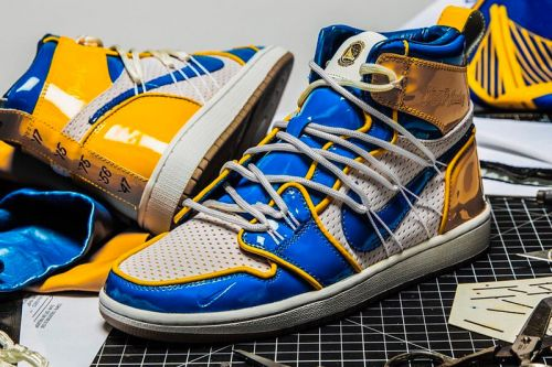 Golden State Warriors Tease Upcoming Jordan Brand Collaboration