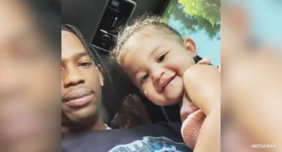Daddy-Daughter Time! Travis Scott Shares the Sweetest New Video of Baby Stormi: 'Only Love'