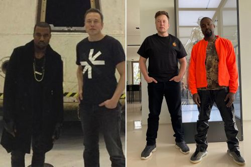 A complete history of Kanye West and Elon Musk's bromance