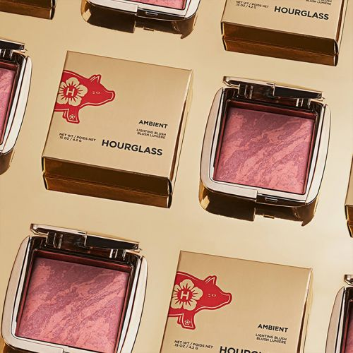 Hourglass Vivid Flush Ambient Lighting Blush for Lunar New Year 2019