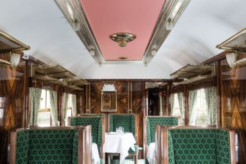 Hop on Board: Wes Anderson's Reimagined Carriage for Belmond