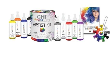 Sally Beauty Launches CHI Professional Color