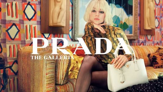 Blonde Ambition: Hunter Schafer is the New Face of Prada