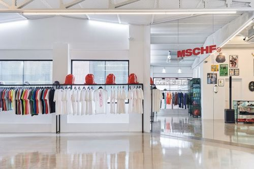 Take a Look Inside MSCHF's First Flagship Store