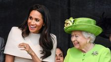 Queen Elizabeth Says She's 'Particularly Proud' Of Meghan Markle In New Statement