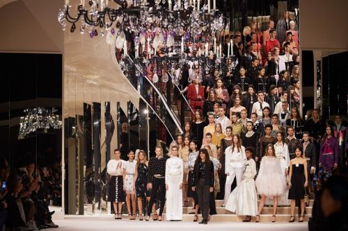 Post Karl, Chanel Goes Home - to Coco Chanel's Apartment