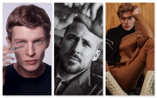 Week in Review: Boy De Chanel, Ryan Gosling, Lucky Blue Smith + More