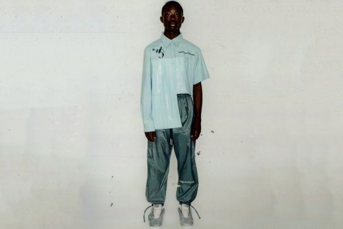 A-COLD-WALL* Unveils New Pieces in Spring/Summer 2018 Editorial