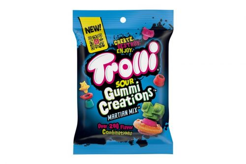 Trolli's Sour Gummi Creations Martian Mix Is Really Out of This World