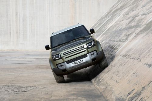 THE OUT Launches Land Rover's New Defender For Hire