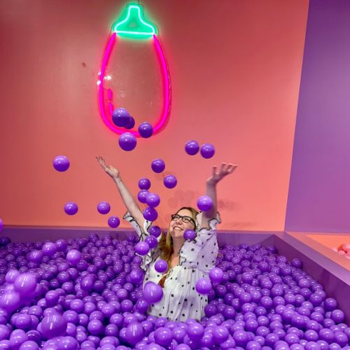 Having a Ball at Partywith: The Latest in LA Experience Popups
