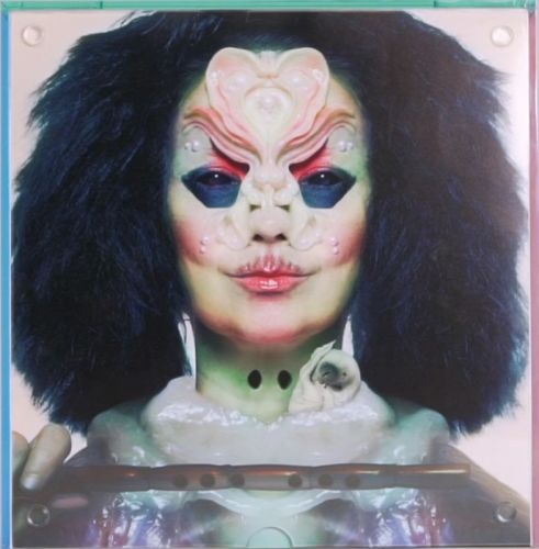 Björk is releasing a Utopia boxset with 14 handcrafted birdcall flutes