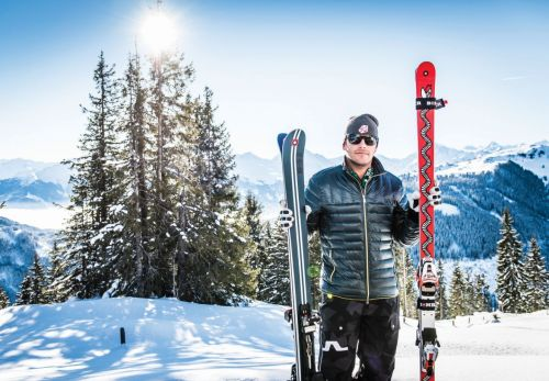 Travel and Style with Olympic Skier Bode Miller