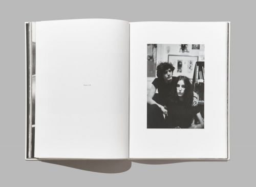 "Patti smith + robert mapplethorpe's ""desire"" 