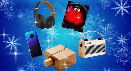Christmas GIFt Guide: The Music & Tech edit