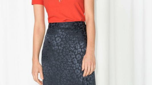Dhani Bought This Versatile Wrap Skirt to Get Out of Her Jeans Rut