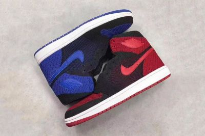 """The Air Jordan 1 Flyknit """"Banned"""" Now Has a Fall Release Date"""