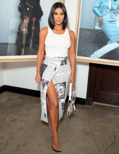 8 Controversial Trends That Are Just Basics to Kim Kardashian West
