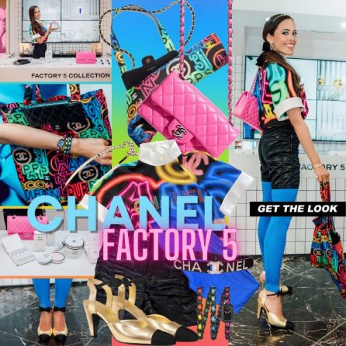 My Look: CHANEL Factory 5