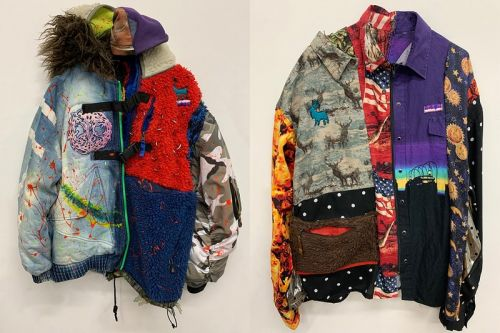 """Adamaneven Drops Upcycled """"Mother Nature"""" Collection"""