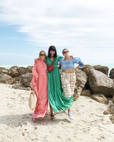 This Is What Stylish Girls Wear to the Beach