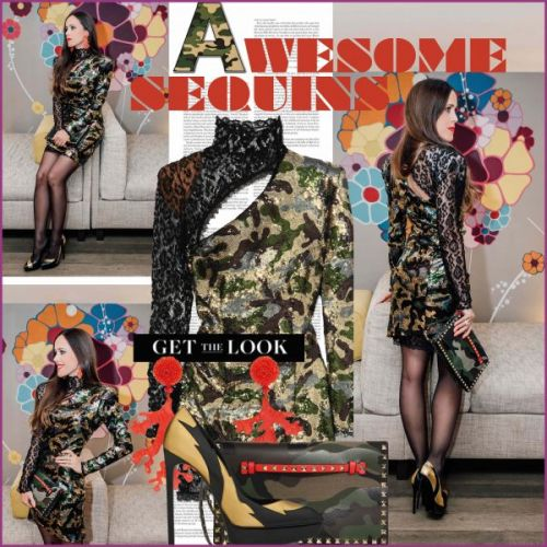 My Look: Awesome Sequins
