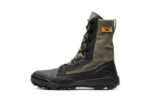 Nike's SFB Jungle WP Tactical Boot Is Inspired by U.S. Army Air Cavalry Footwear