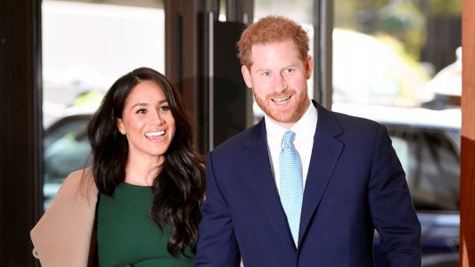 Meghan Markle Wore a Thing: Parosh Green Dress Edition