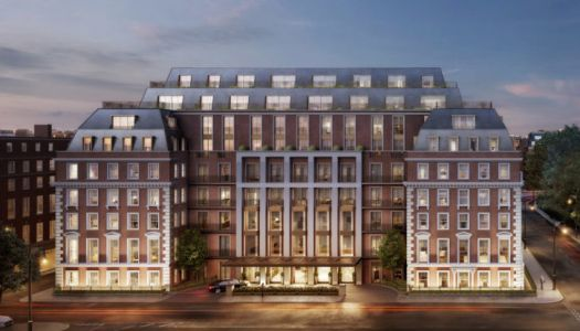 A Look Inside the New Four Seasons Residences in London