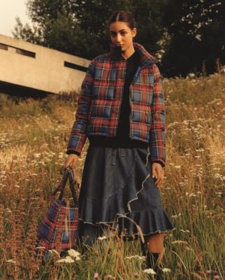 EXCLUSIVE: Jonathan Anderson Takes a Tartan Turn for First Uniqlo Collection