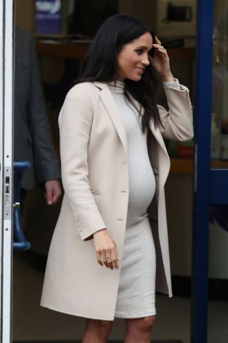 Meghan Markle Was Fat-Shamed for Her Pregnancy & Her Response Was Perfect