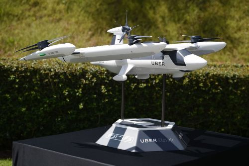 Uber Could Begin Delivering Food by Drone in 2021