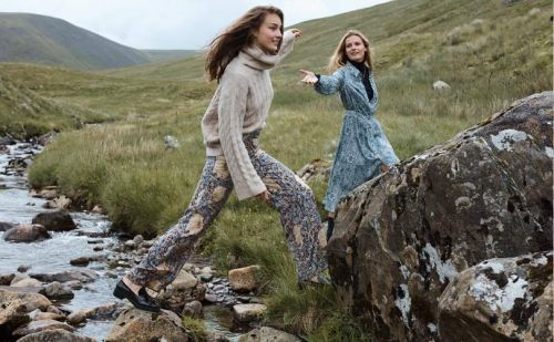 In Pictures: H&M x Morris and Co