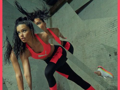 Adriana Lima On The Hardest Moment Of Her Fitness Journey, Mental Toughness & Her Go-To Sneaker