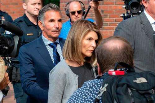 Lori Loughlin's hubby Mossimo Giannulli loses bid for early prison release