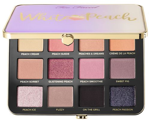 Too Faced White Peach Eye Shadow Palette Now Available!