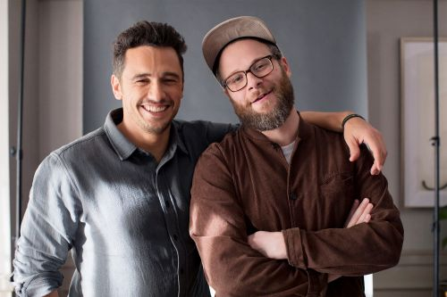 Why no one wants to work with James Franco - not even BFF Seth Rogen