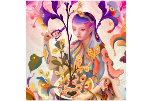 New Artist-First NFT Platform LGND To Release Colorful Work by James Jean