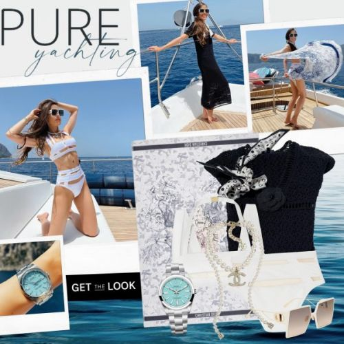 My Look: Pure Yachting