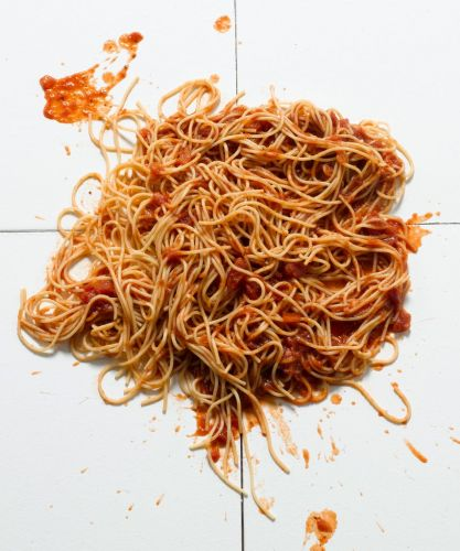 Eating Pasta Off Your Counter Is Good, Actually
