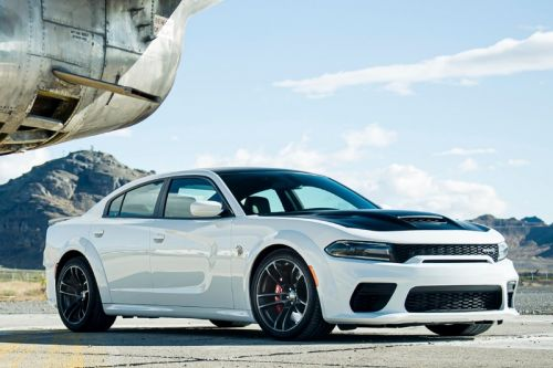 Dodge Unleashes 797 HP, 203 MPH Charger SRT Hellcat Redeye