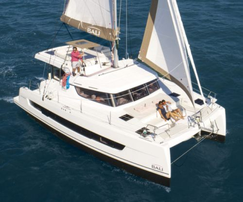 Bali Catamarans Expands Asiamarine's Representation into Hong Kong
