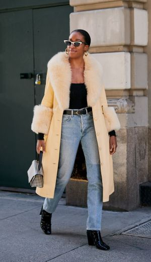 9 Expensive-Looking Winter Outfits to Wear With Jeans