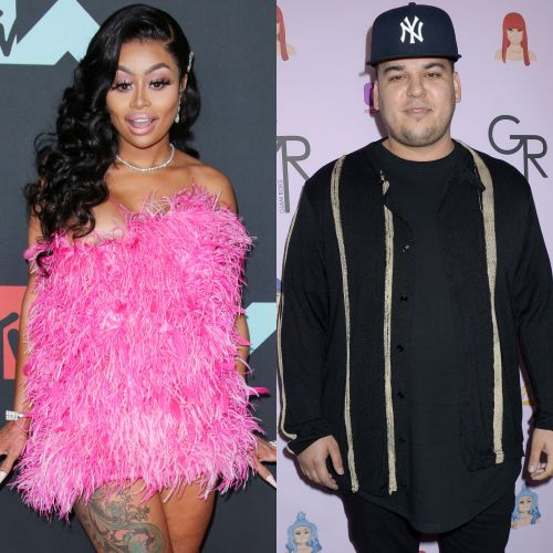Blac Chyna Champions Ex Rob Kardashian's Recent Weight Loss: 'I Think It's a Positive Thing'