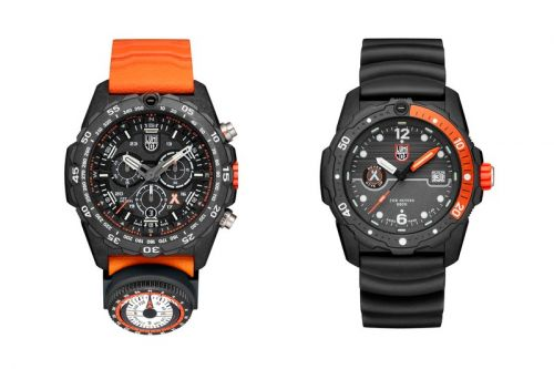 Luminox Taps Bear Grylls for a Robust Survival Collection