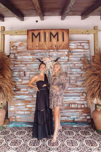 MIMI The Label Debuts New 2020 Collection with Miami Swim Week Presentation