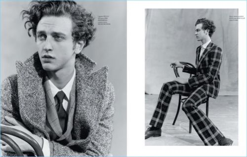 Chequered Past: Niels Trispel for ICON Panorama
