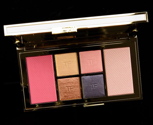 Tom Ford Winter 2018 Soleil Eye & Cheek Palette Review & Swatches