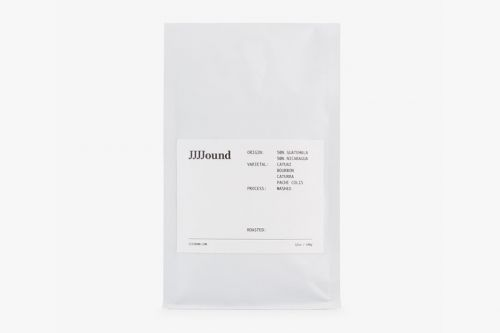 JJJJound Introduces Its Own Blend of Coffee Beans