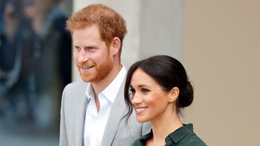 Meghan Markle And Prince Harry's Plane Reportedly Hit By Lightning - Details On Royal Scare